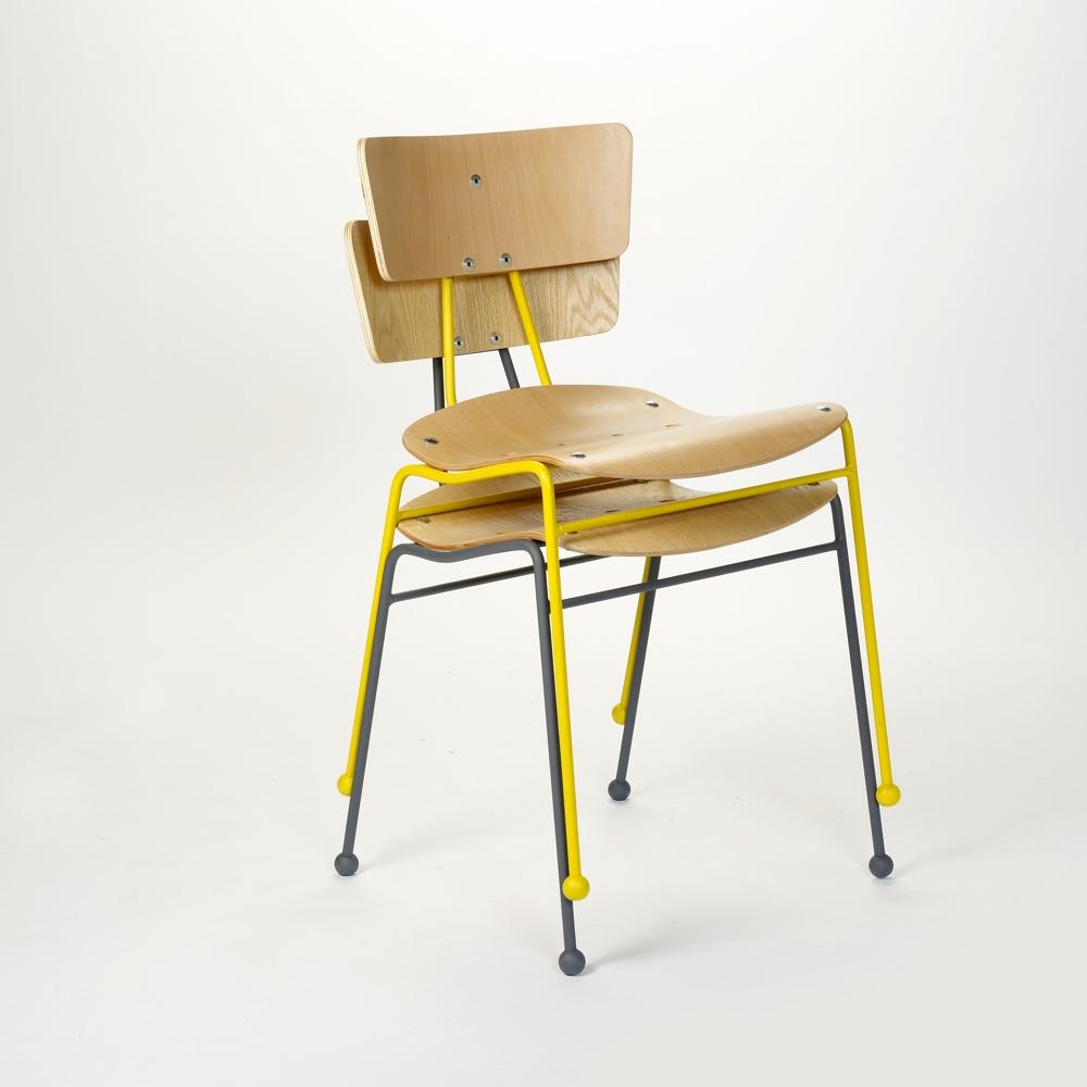 Британский стиль в дизайне - стул Roebuck
