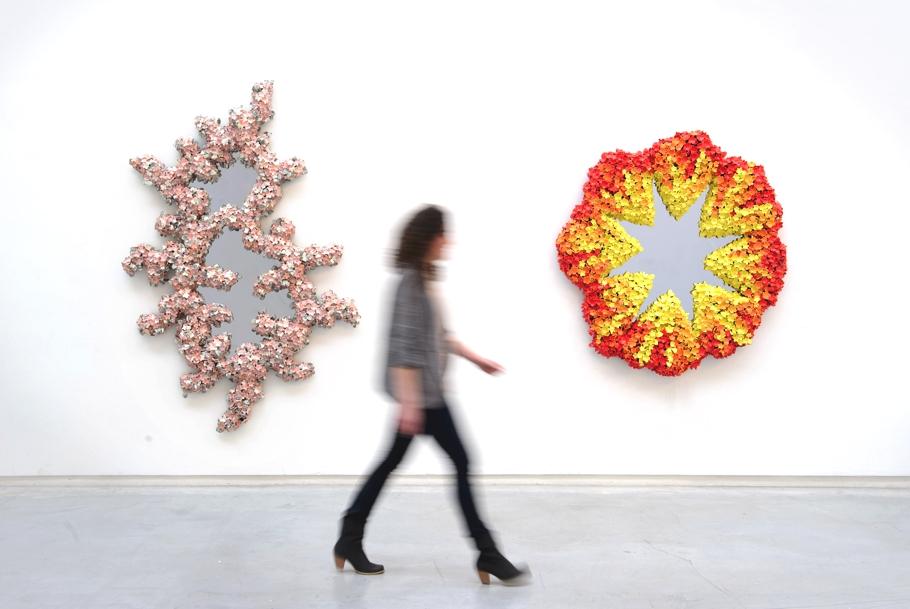 Варианты композиций на выставке