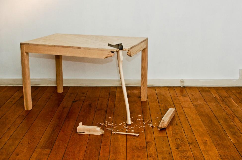 Ножки к кухонному столу своими руками 29