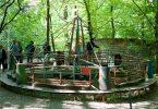 Экологический парк развлечений от конструктора-самоучки Бруно Феррина