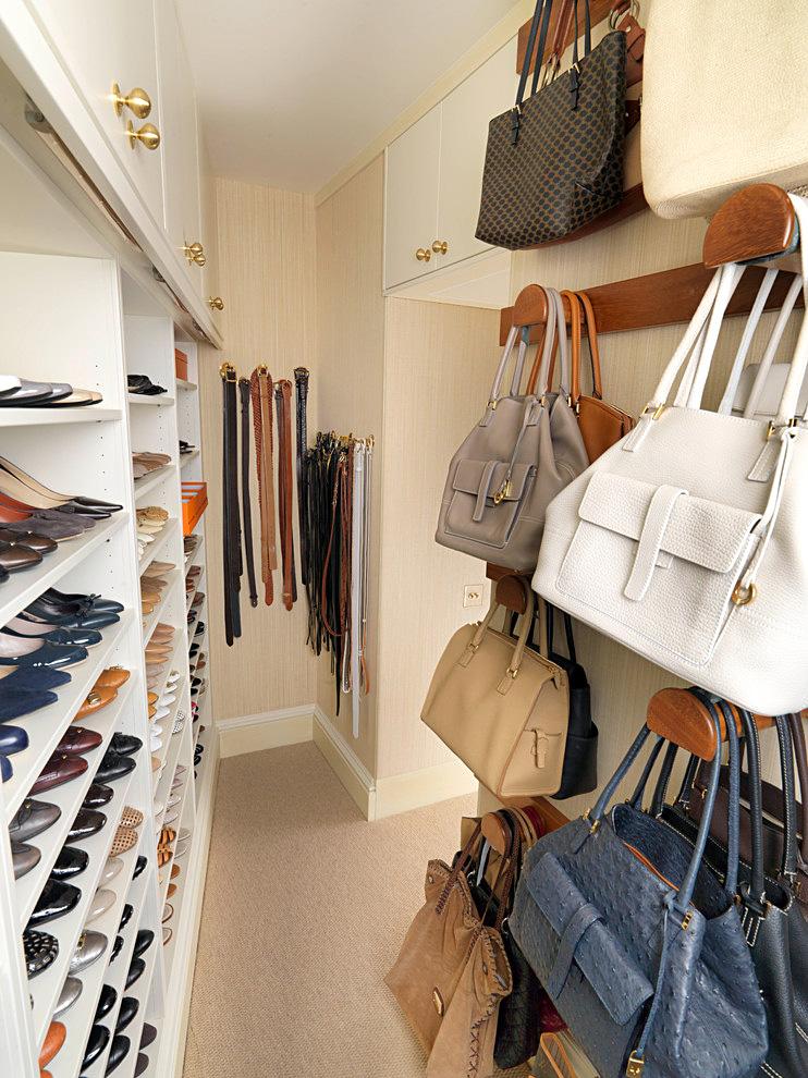 Система хранения для сумок и обуви