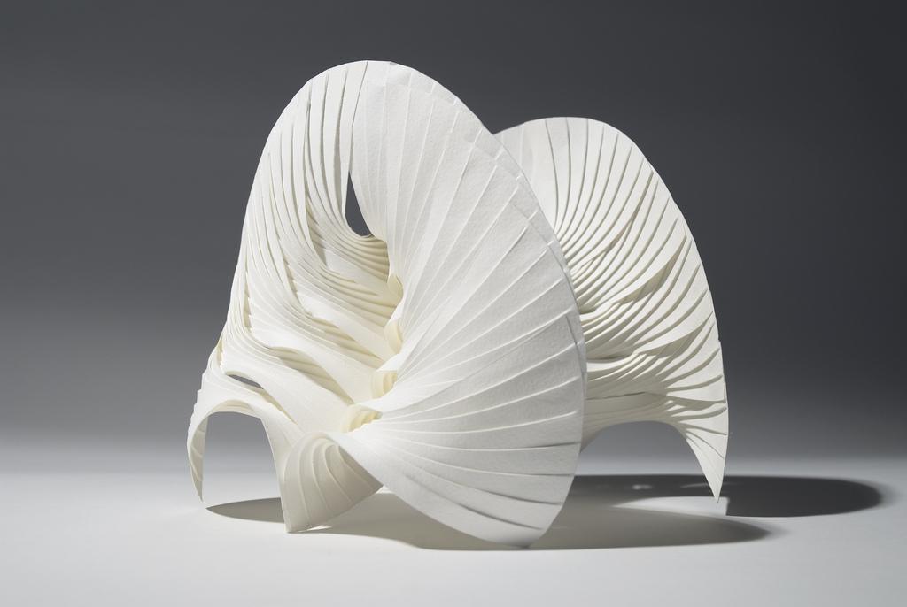 Объёмные бумажные скульптуры Ричарда Суини: Мост