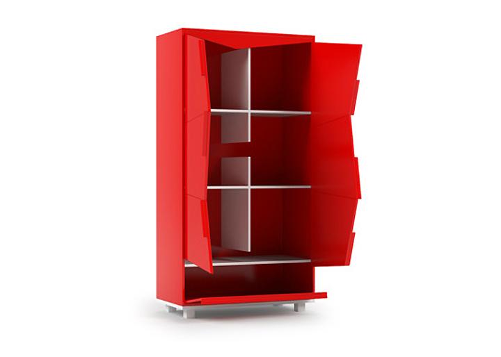 Шкафы Quatro разных размеров