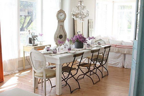 Дизайнерские стулья во французском стиле