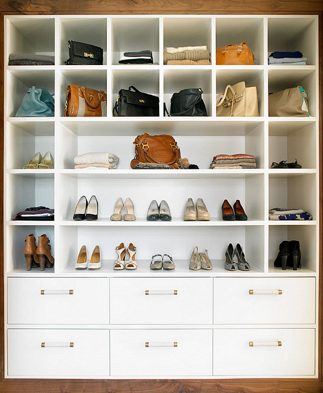Восхитительная организация домашнего гардероба