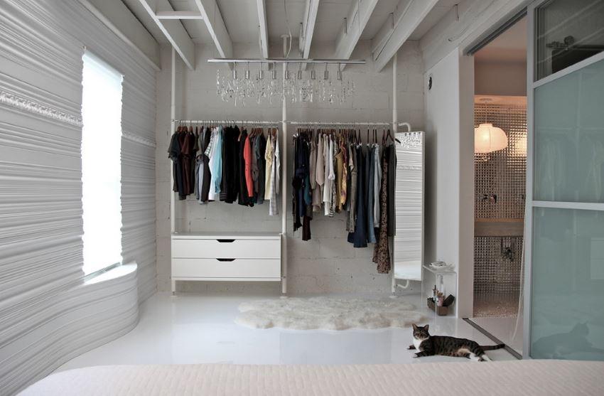 Чудесная организация домашнего гардероба