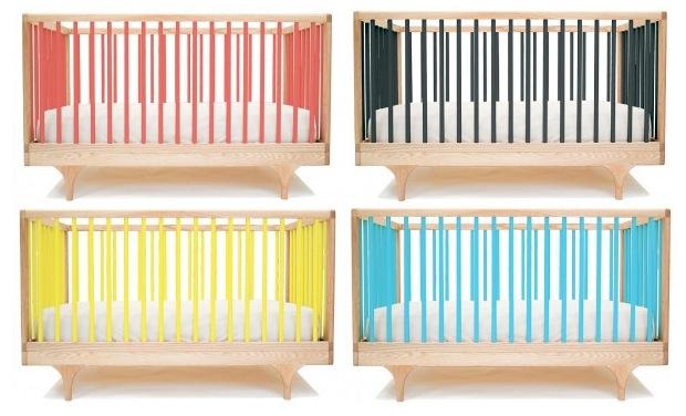 Детские кроватки Сaravan-Сrib