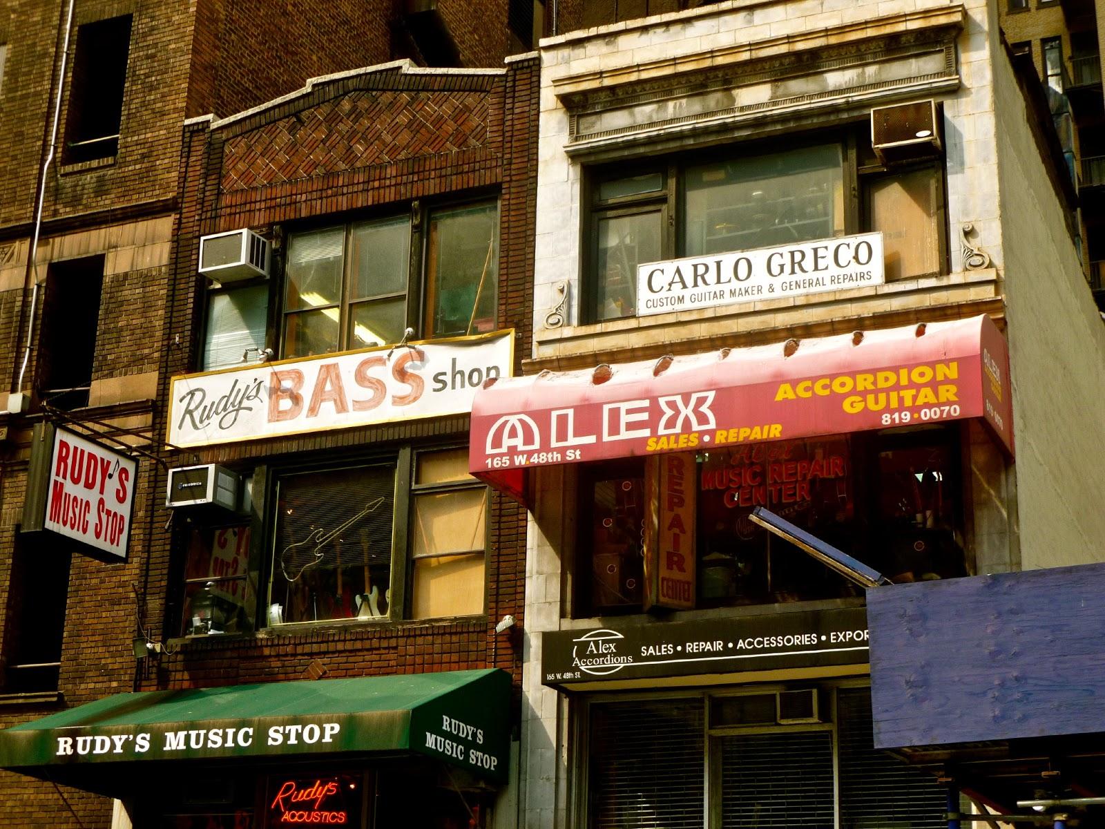 Reparación de Acordeón: Últimos Maestros de Nueva York