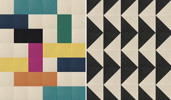 Узор ковровая плитка