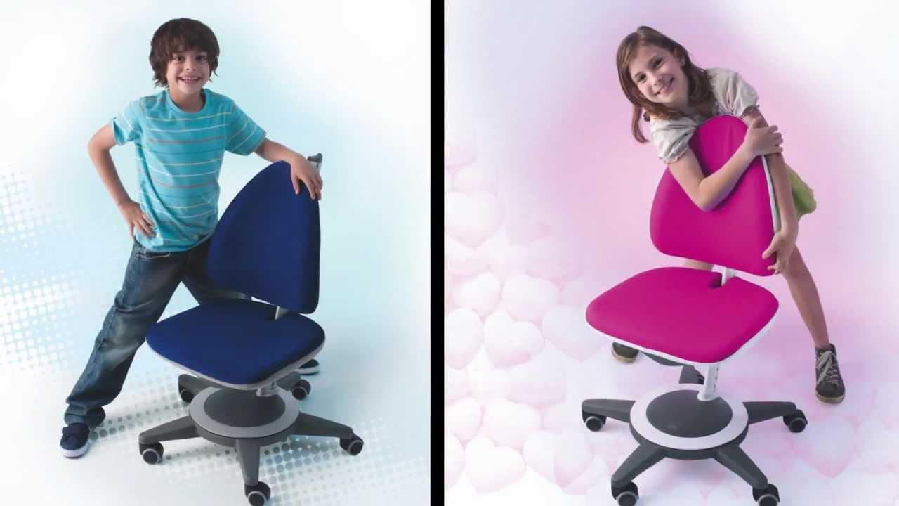 Красивый детский стул Maximo Forte от компании Moll
