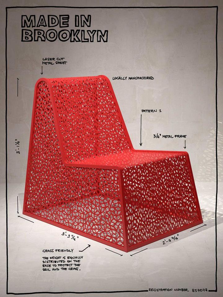 Проектирование креативного кресла