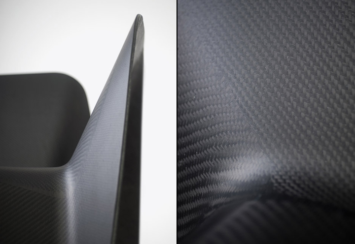 Чудесное карбоновое кресло от Thomas Feichtner