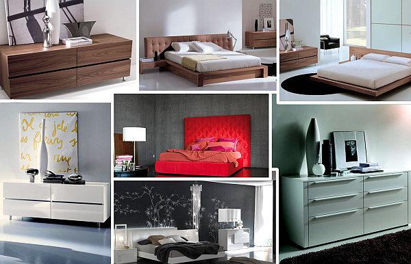 Classic bedroom furniture - photos from Italian designers ...