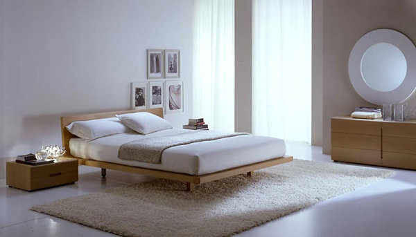 Классическая мебель для спальни фото от итальянский