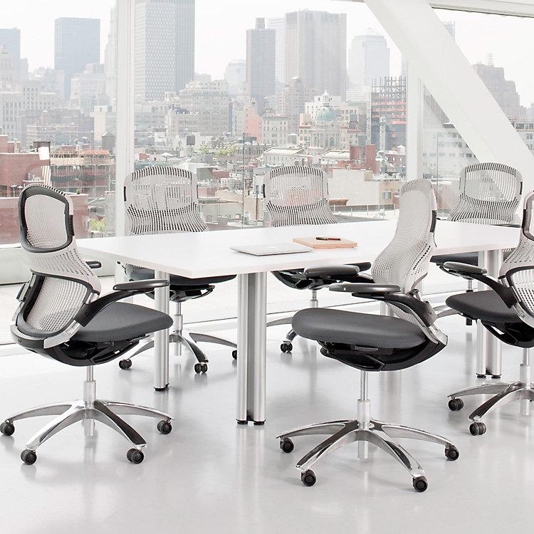 Красивые кресла от Knoll Generation