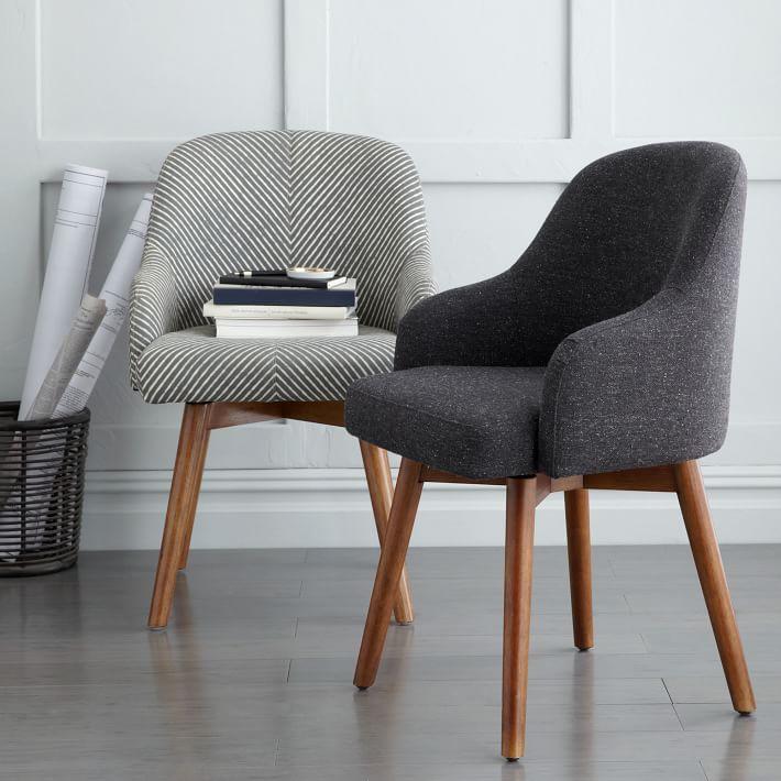Комфортабельное офисное кресло Saddle