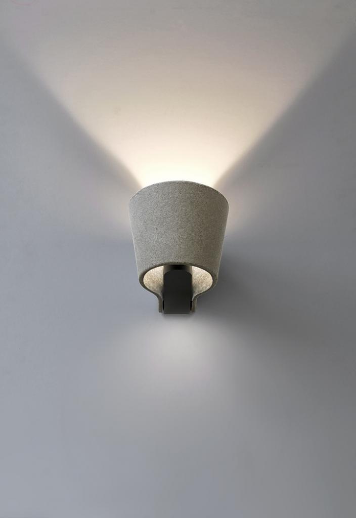 Красивый светильник Clip light family из вторсырья от Rainer Mutsch
