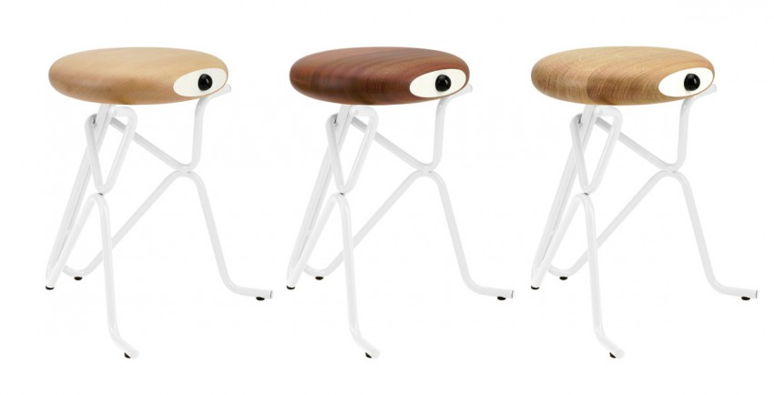 Интересные стулья Companion Stools