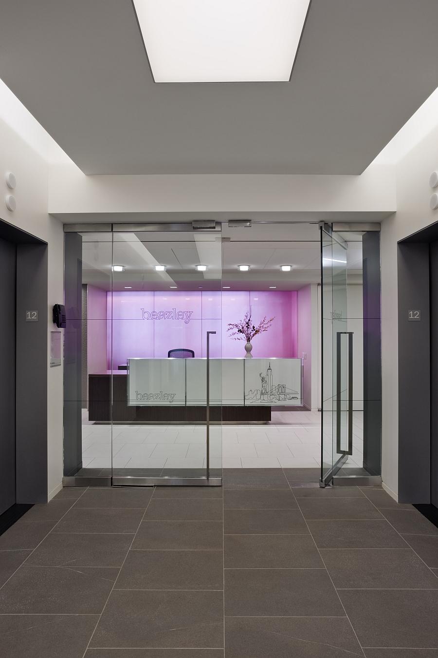 Чудесная стеклянная перегородка Enliven для офисных помещений