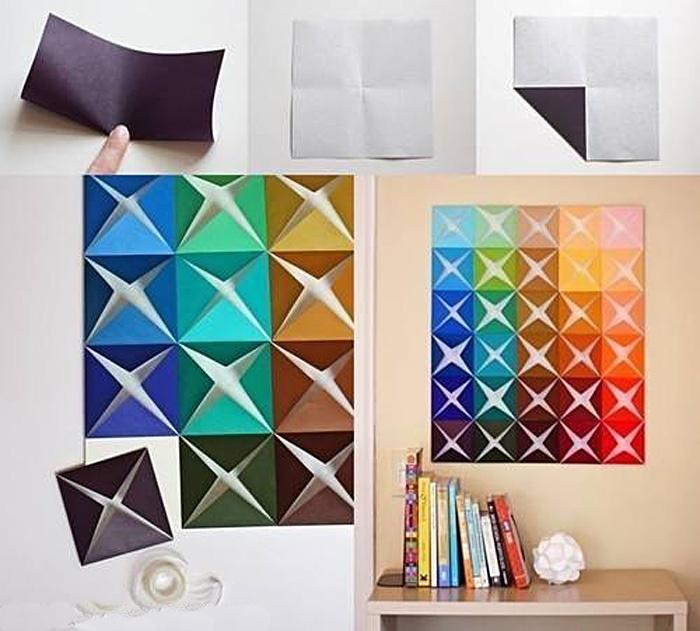 Как украсить свою комнату фото своими руками