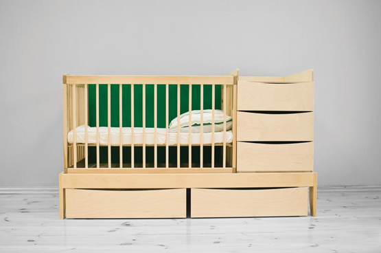 Кроватка-трансформер