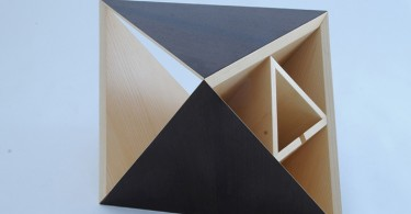 Необыкновенный внешний вид стола Limits от дизайнера Kim Koh