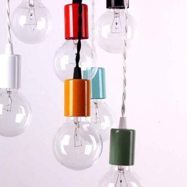 Яркие лампочки