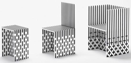 Божественный предмет мебели от дизайнера