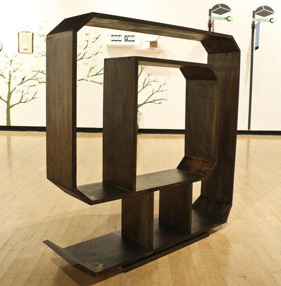 Великолепный предмет мебели от дизайнера