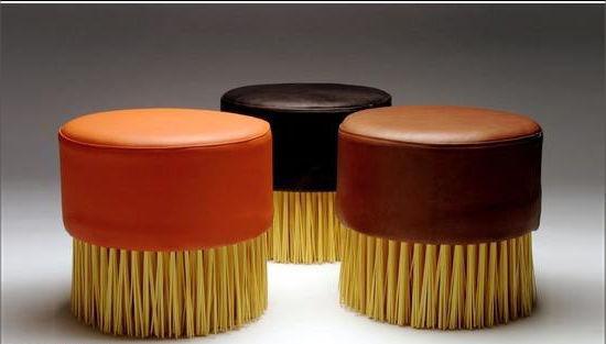 Современный предмет мебели от дизайнера