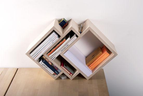Оригинальный предмет мебели от дизайнера