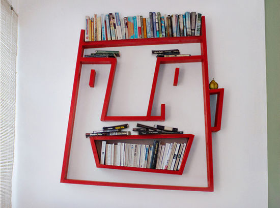 Умопомрачительный предмет мебели от дизайнера