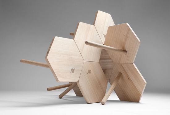 Потрясающий предмет мебели от дизайнера