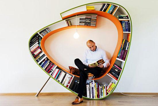 Превосходный предмет мебели от дизайнера