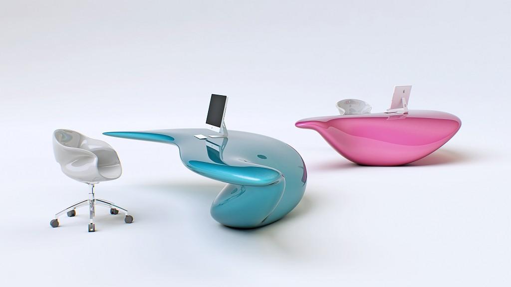 Офисная мебель будущего
