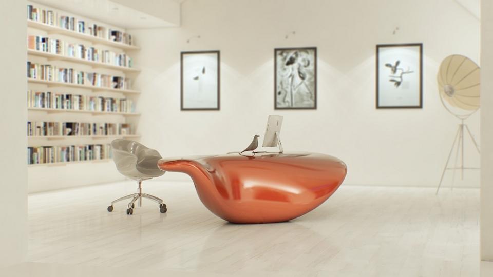 Мебель будущего для офиса
