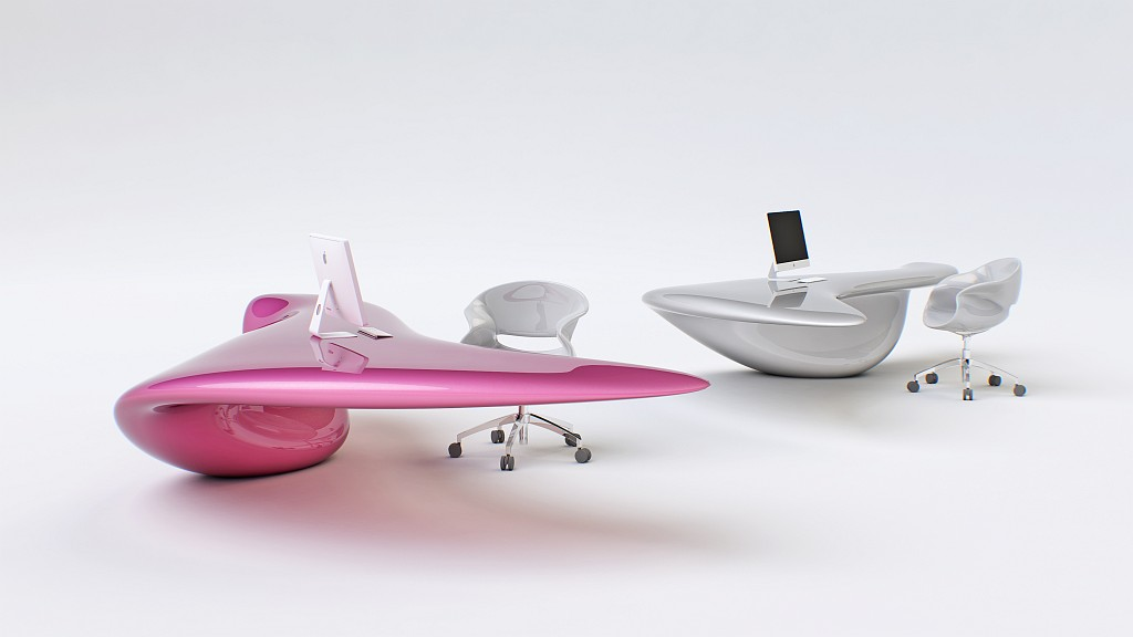 Современная офисная мебель