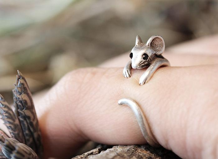Кольцо Мышь