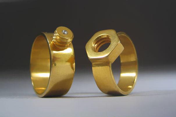 Кольцо Гайка и Болт