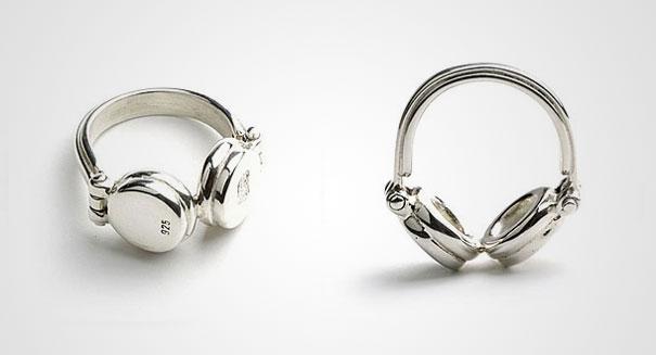 Кольцо DJ