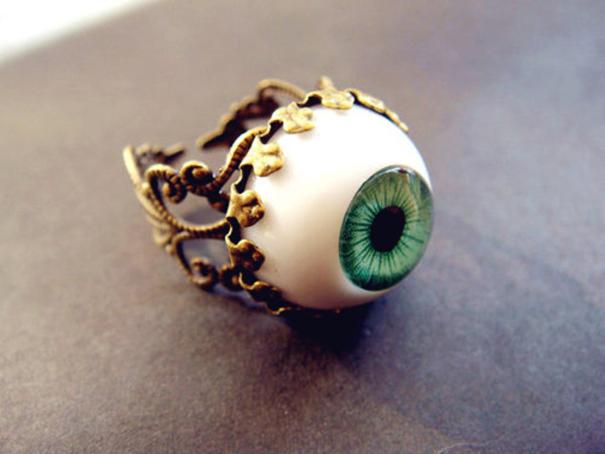 Кольцо Глазное яблоко