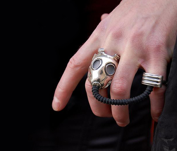 Кольцо Противогаз