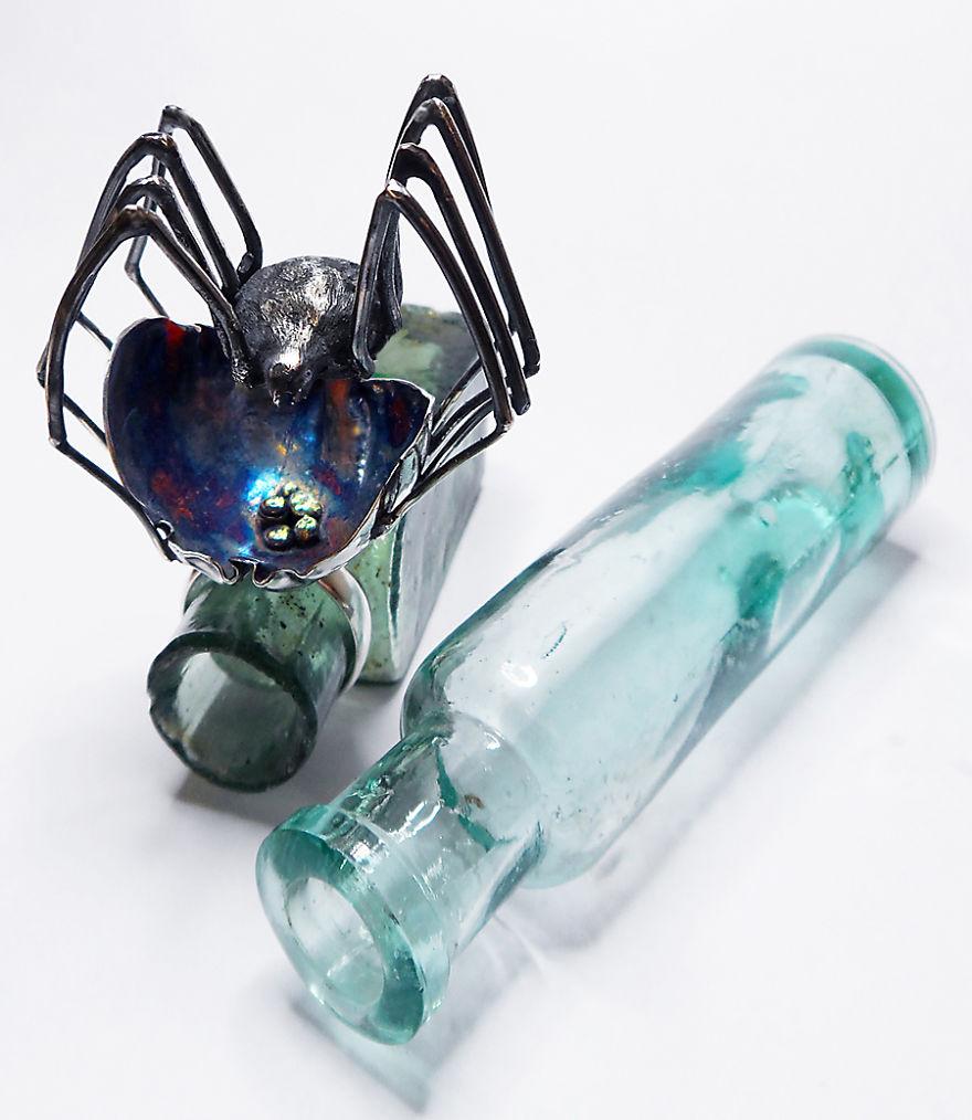 Кольцо Spider Ring