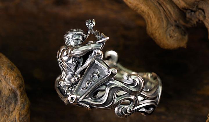 Кольцо из зодиакальной ювелирной серии