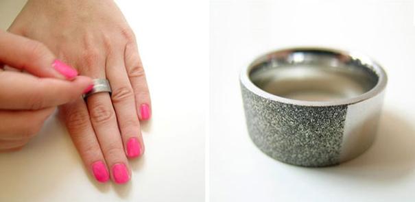 Кольцо-Пилочка для ногтей
