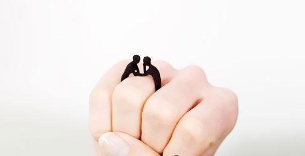 Кольцо Вместе