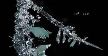 Рождение кристалла: кадры из видео