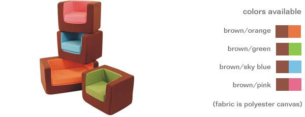 Детское кресло Cubino