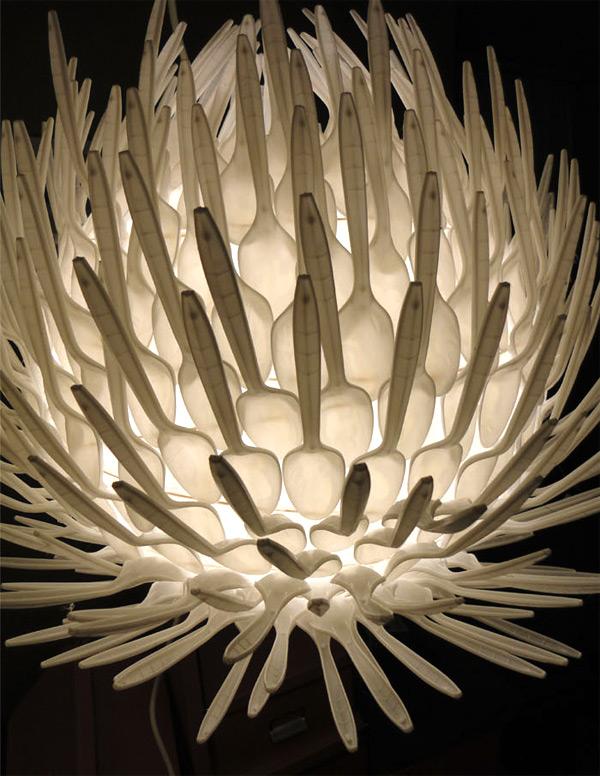 Удивительный светильник Christian DuCharme от CollabCubed