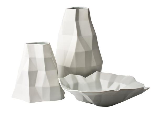 Фарфоровые вазы Vista Alegre